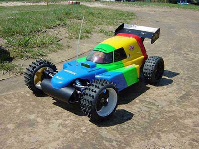 horman ht-1 (wedstrijdauto)